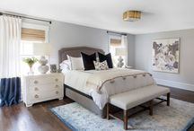 Bedroom Designs / modern eclectic bright and light home design boho decor california casual cool home inspo