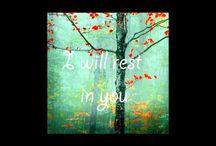 My soul will sing...
