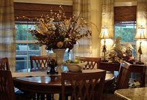 Kitchen & Dining Rooms / by Mandy Douglas