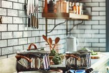 Rustic Kitchen Ware