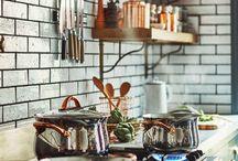 Rustic Kitchen Ware
