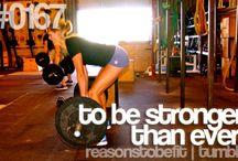 CrossFit (addiction) / by Kelley A