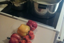 My Cooking Adventures / by Rebecca Hartmann