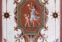 cartouche panel