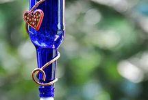 5 maneiras de reaproveitar garrafas de vidro