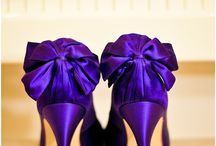 Purple Wedding Inspiration / All things beautiful and purple to inspire you to personalise your big day!
