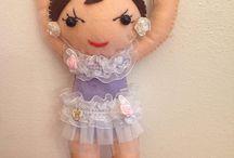 Fru fru dolls profumate.... / Bambole