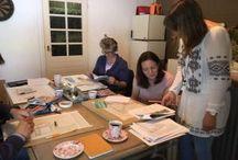 Workshop tuinontwerpen / Workshops tuinontwerpen door Buitenwens; Cecilia Goossens-Niesten en Renee Koen