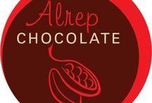 Alrep CHOCOLATE / Vyrobeno z čokolády