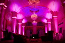 AT Entertainment Wedding Lighting / Make any room magical with the right lighting