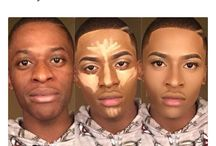 Men's make up