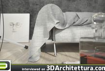 Alessandro Berti / Alessandro Berti interviewed on 3D Architettura: render,  3d, design, architecture, CG http://www.3darchitettura.com/alessandro-berti/