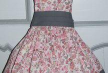 robe avec tulle