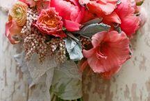 Sweet pink & coral wedding inspiration