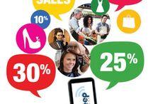 Beepxtra / Recherchons commerciaux ou apporteurs d'affaires pour visiter et affilier les commerces de proximité