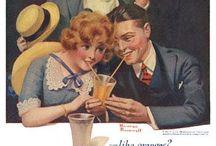 pubblicitá vintage e non solo..