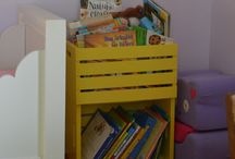Toddler & preschooler room