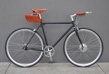 The Commuter Bike / Ideas for retro and commuter electric bikes