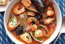 one pot seafood