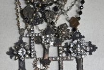 Vintage Rosary Necklaces / by Jane Faraco