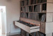 DJ set-ups