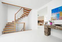 Eine Treppe aus Gras?