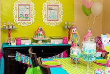 baby birthday party