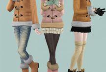 Sims stuffs