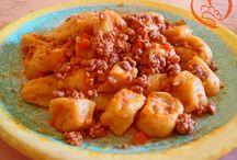 Primi / Primi piatti :pasta,riso,zuppe,pasta fresca,ecc... Sughi & condimenti