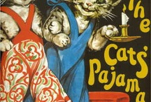 Vintage Cats / by Mary Ann Jackson