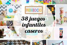 party ¤ juegos caseros