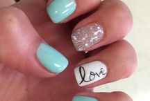 nails / beautiful nails<3