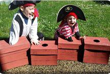 pirate boite sable