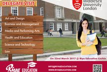 Middlesex University,London Delegate Visit |Riya Education