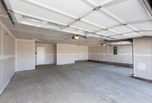 Garage interiors