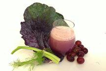 Juice Me! Purple recipes