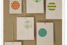 Greeting Cards: Balloon / by Rose Clearfield