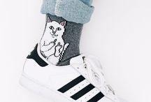 Shoes/socks