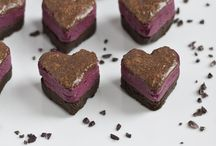 Delicious Food (Heart Shape Cookies)