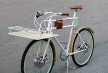 Porteur / Bikes