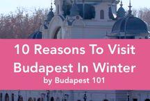 Budapest 101 Blog
