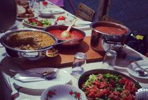 Food from the Yayla