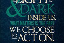 Harry Potter Zitate