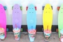 Penny Boards / by Madison Jaros