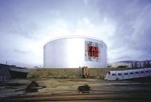 El Tanque Cultural Space / by Menis Arquitectos