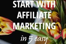 Affiliate marketing / This board is full of pins which give you information about affiliate marketing, what it is, how to get into it and how to be successful at it