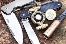 Nože -různé