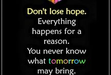 ❤ Hope Quotes ❤