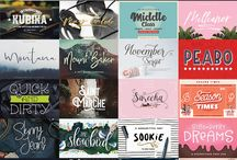 Commercial Fonts For Crafters