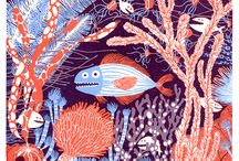 рыбы, птицы, насекомые,животные
